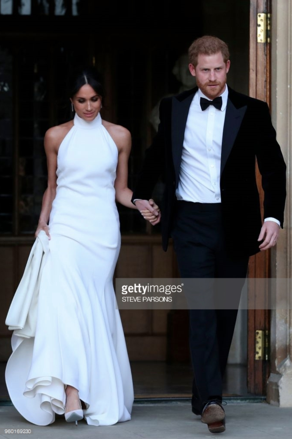 Meghan Markle's Second Look