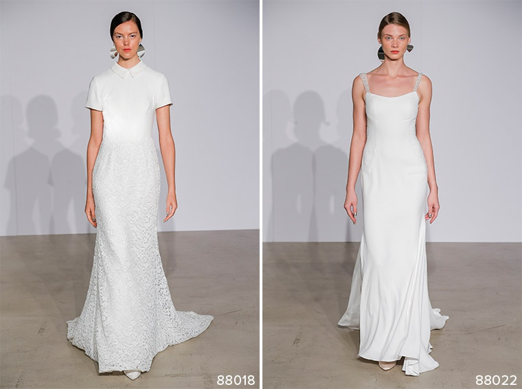 Justin Alexander Fall/Winter 2018 New York Bridal Fashion Week Runway Show