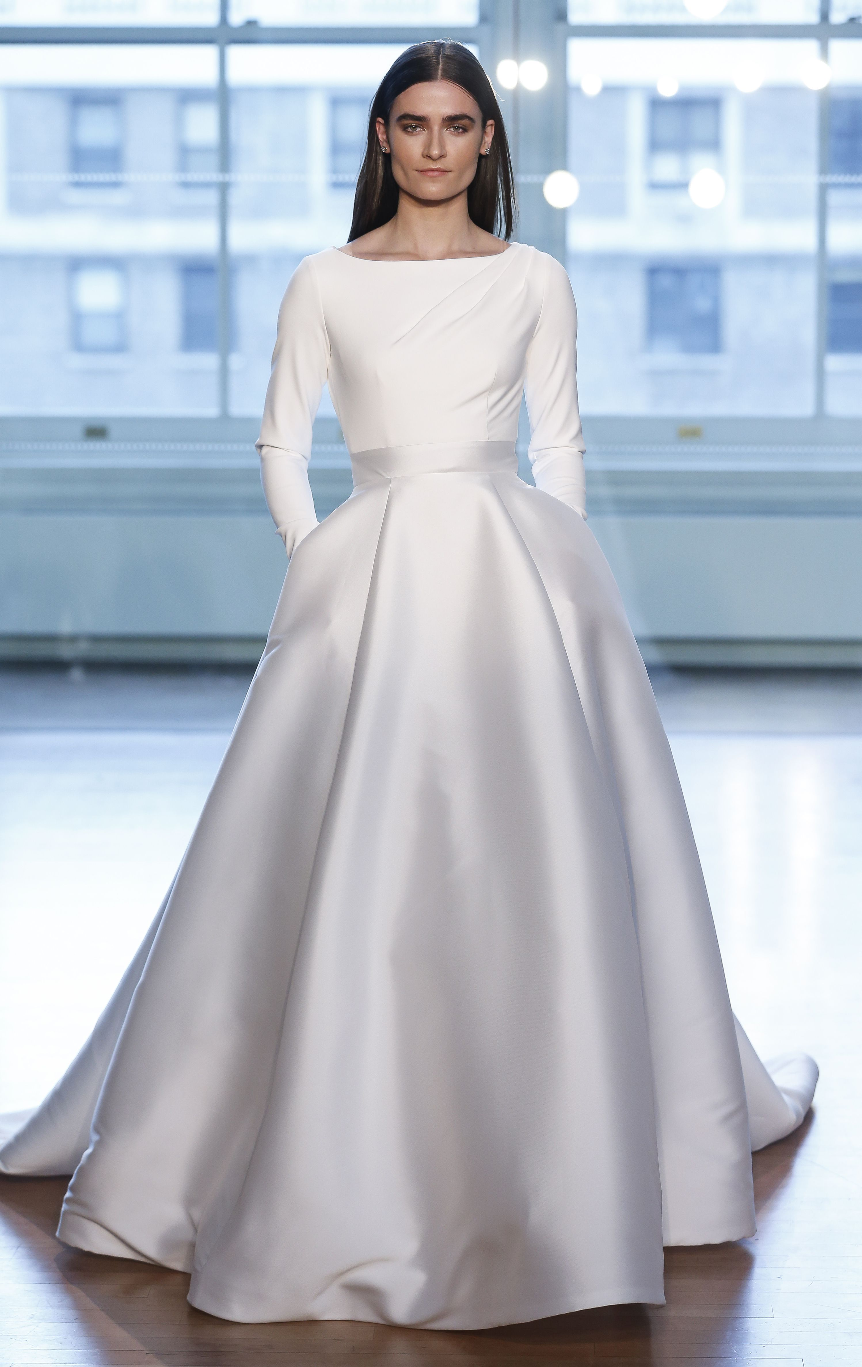 meghan markle s wedding dress unveiled justin alexander meghan markle s wedding dress unveiled
