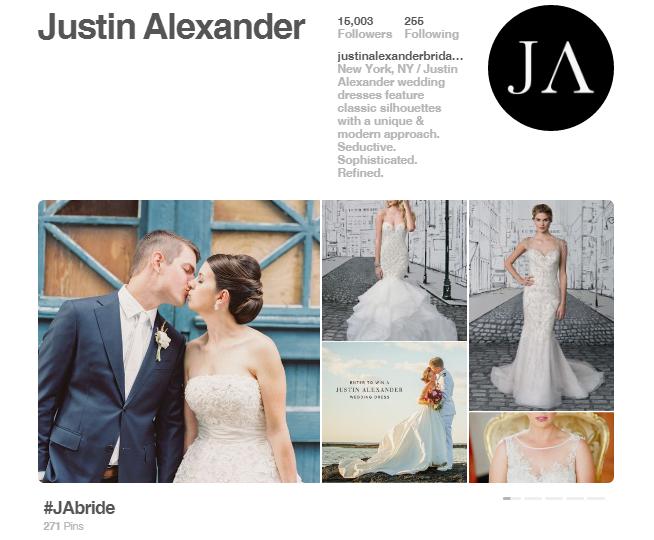 Justin Alexander Pinterest