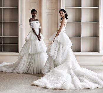 Viktor & Rolf Mariage styles VRM224 and VRM244