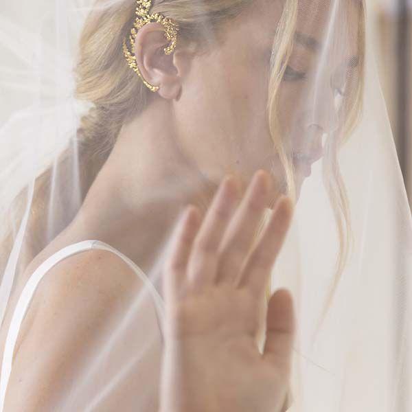 Justin Alexander Signature Style 99226 Jackie Asymmetric Stretch Mikado Wedding Gown with Square Neckline
