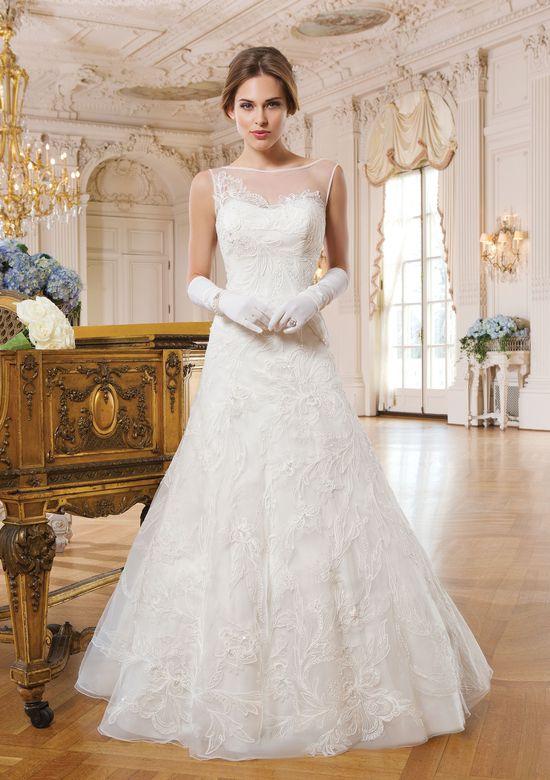 Lillian West Style 6353 Soutache Lace A-Line Dress