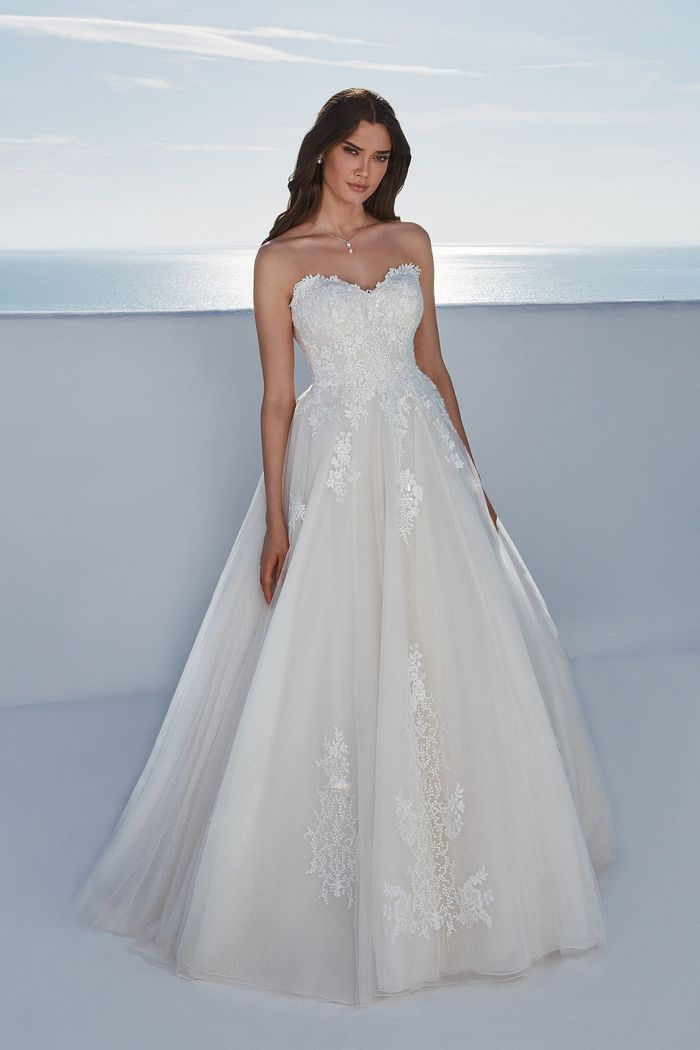 Justin Alexander Style 88193 Brielle Ball Gown