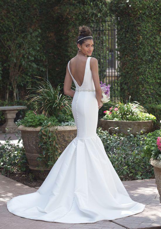 Sincerity Bridal Style 4008B Hand-Beaded Crystal Belt