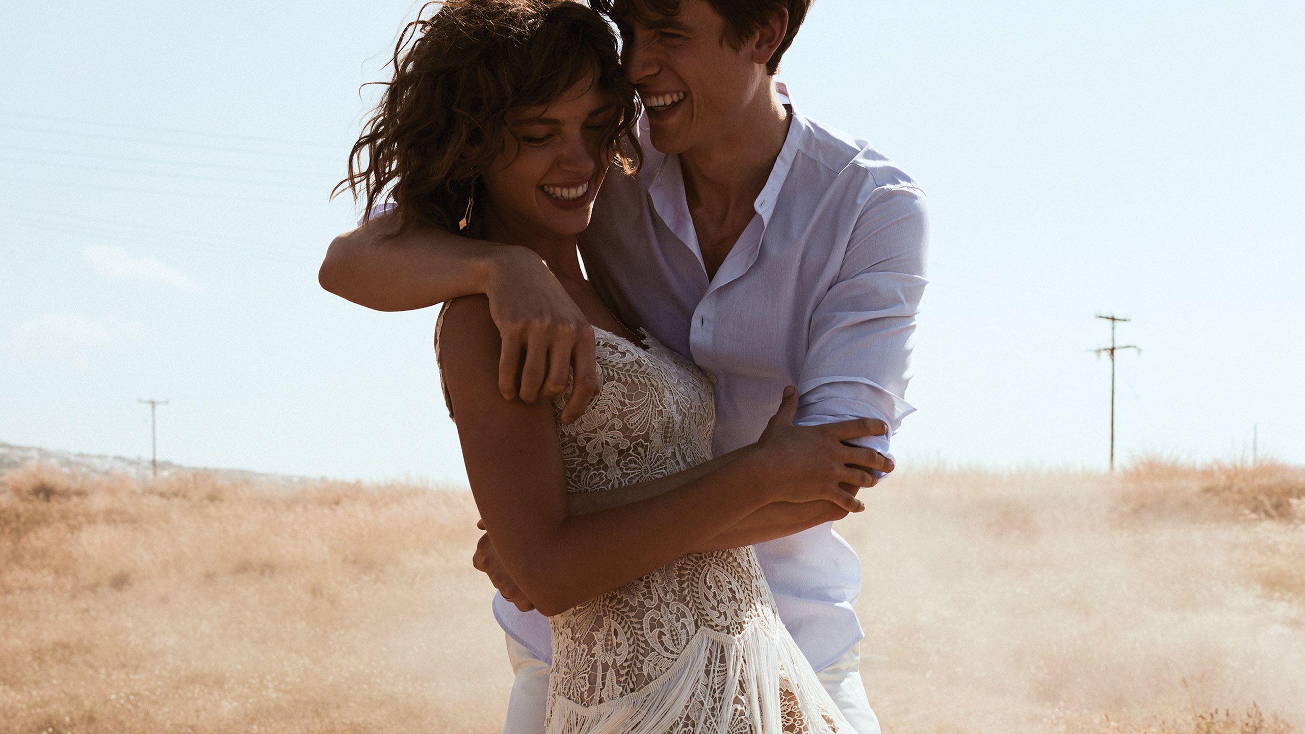 - Модель 6495: Гипюровое платье с юбкой с бахромой