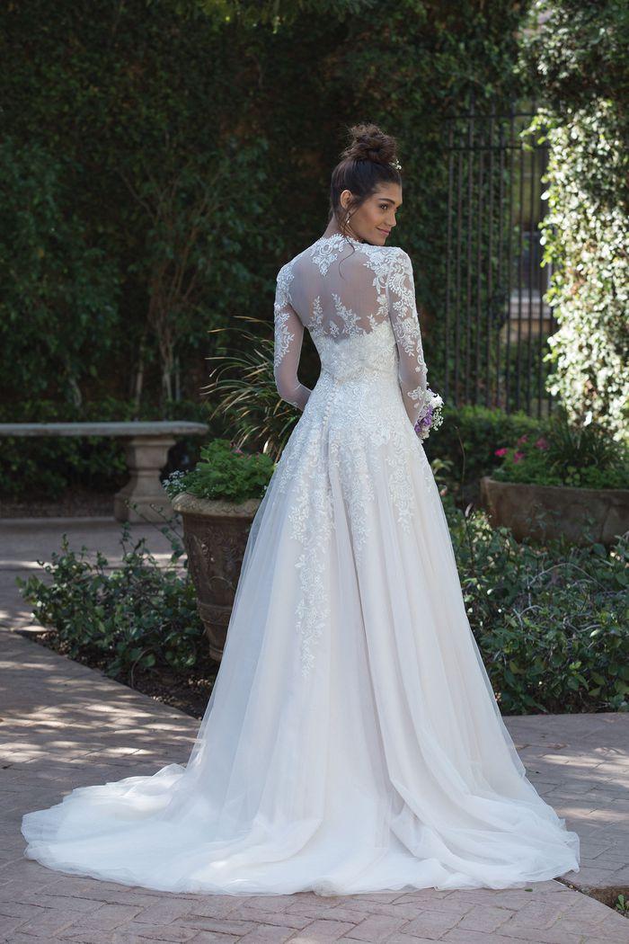 Sincerity Bridal Style 4019J Regal Bolero Jacket