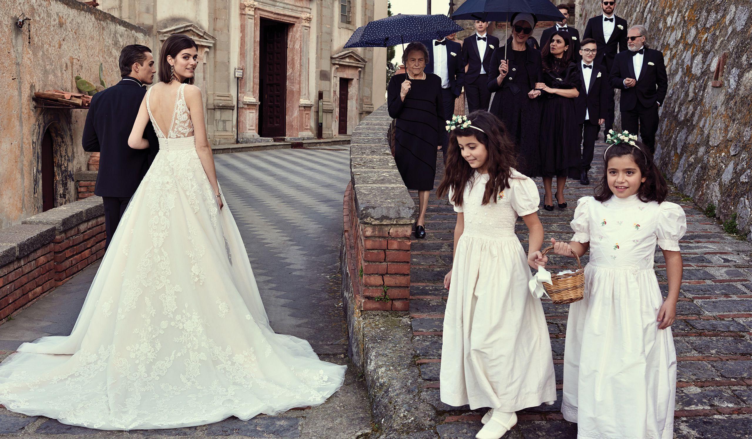 Elegant and Sophisticated Wedding Dresses | Justin Alexander