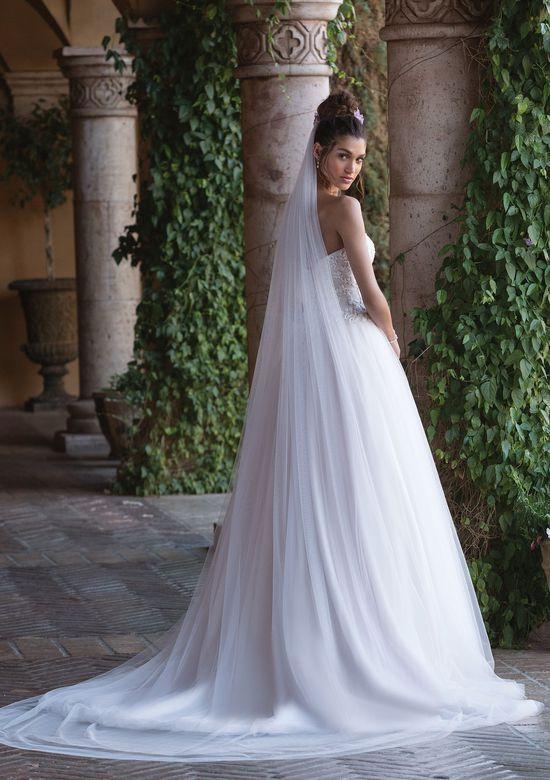 Sincerity Bridal Style 4034V Cut Edge Cathedral Veil