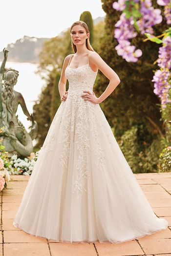 Sincerity Bridal Style 44185 Beaded Embroidered Lace Ball Gown