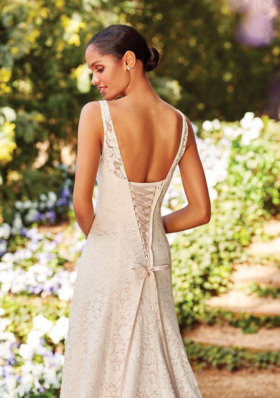 Sincerity Bridal Style 44178 Allover Alençon Lace A-Line Gown