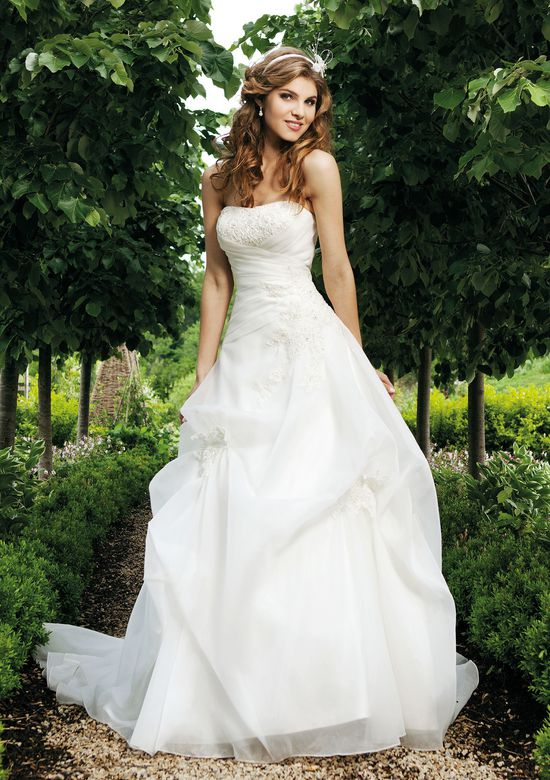 Sincerity Bridal Style 3607