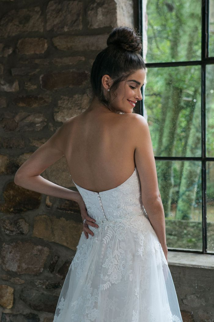 Sincerity Bridal Style 44064SK Soft Detachable Skirt