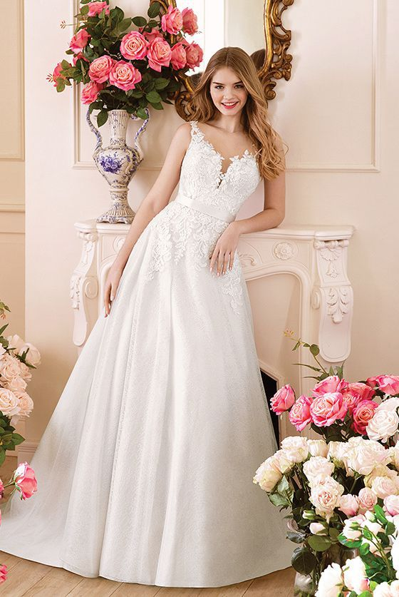 Flirty And Fun Wedding Dresses Sweetheart Gowns