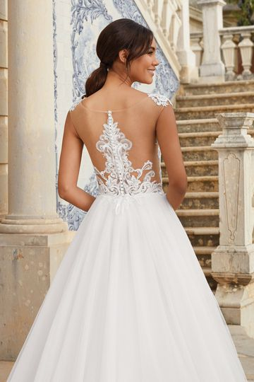 Enchanting Wedding Dresses Sincerity Bridal,Plus Size Lace Wedding Dress With Sleeves