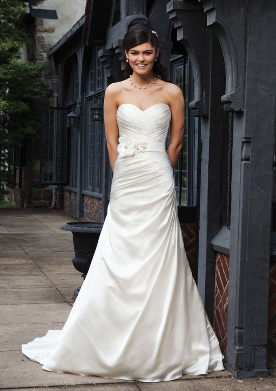 Sincerity Bridal Style 3725